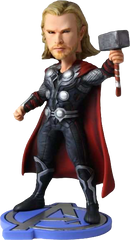 Collectable -Avengers Movie - Thor Headknocker