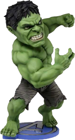 Collectable -AVENGERS - HULK HEADKNOCKER