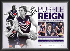 Nat Fyfe - 2015 AFL MVP 'Back to Back'