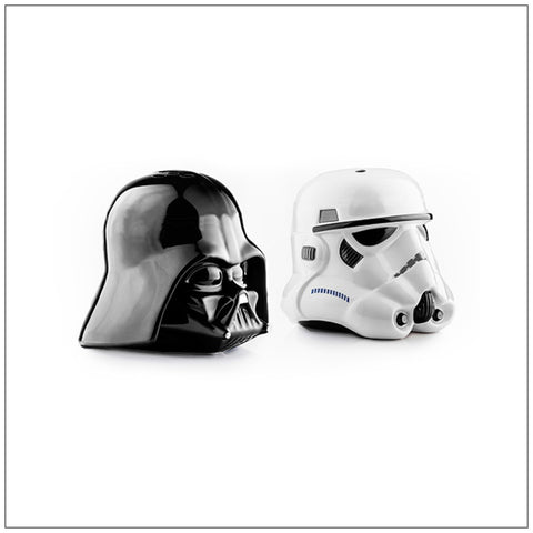 DARTH VADER & STORM TROOPER S&P SHAKERS