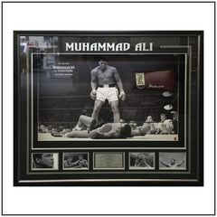 Muhammad Ali Montage with Glove