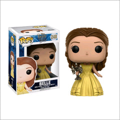 Beauty and the Beast (2017) - Belle with Candlestick US Exclusive Pop! Vinyl