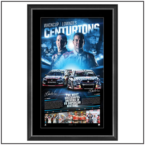 LOWNDES / WHINCUP - CENTURIONS LITHOGRAPH