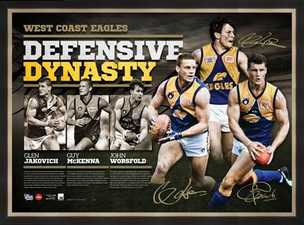 WEST COAST EAGLES - DEFENSIVE DYNASTY