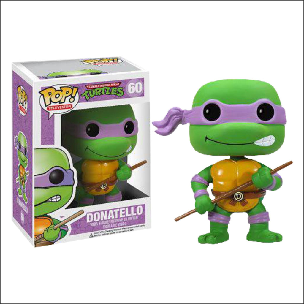 Teenage Mutant Ninja Turtles - Donatello Pop! Vinyl