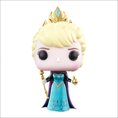 Frozen - Coronation Elsa with Orb US Exclusive Pop! Vinyl