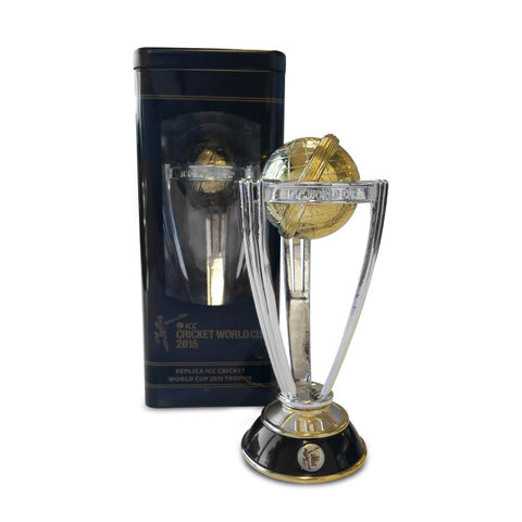 REPLICA ICC CRICKET WORLD CUP TROPHY 2015 – COLLECTORS EDITION