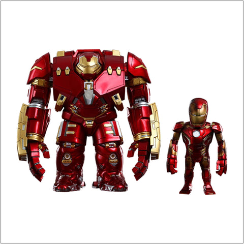 Avengers 2 - Artist Mix Iron Man Hulkbuster & Mark XLIII 2-Pack