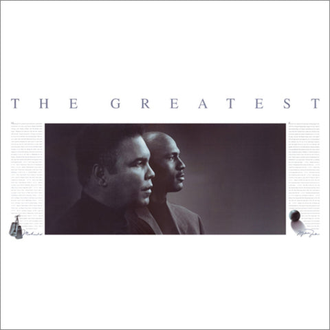 The Greatest - Jordan and Ali