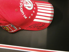 Michael Schumacher Signed Cap