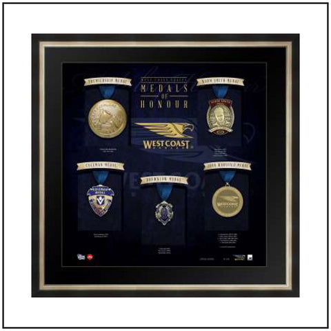 West Coast Eagles Medals of Honour