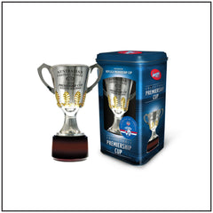 WESTERN BULLDOGS 2016 PREMIERSHIP TROPHY IN COLLECTOR'S TIN