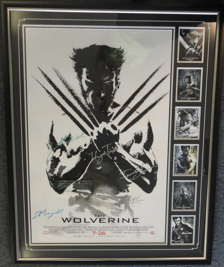 Awesome Piece! The Wolverine