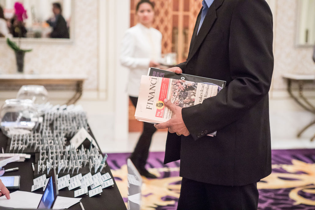 Financial Times Family Business Summit 2018: Palazzo Versace, Dubai