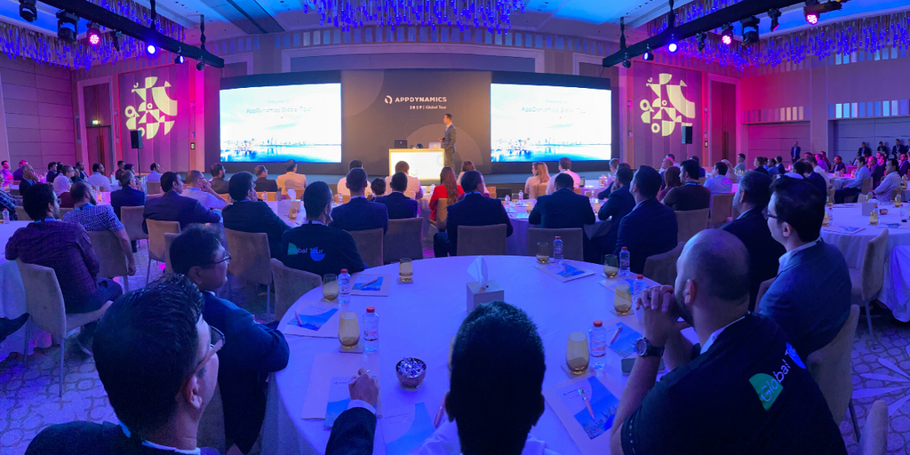 A Cisco Company Event: AppDynamics