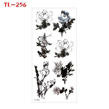 Load image into Gallery viewer, Decal Body Full Flower Arm Leg Art