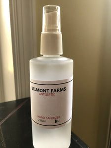 X-Belmont Farms Hand Sanitizer 6oz