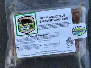 Sausages- Andouille Grillers 1lb