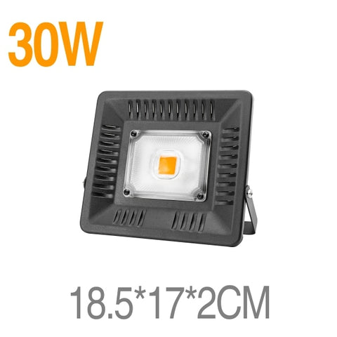 Full Spectrum Lamp LED Growing Light 50W 100W 150W AC 110V 220V High power Outdoor Waterproof for Greenhouse hydroponics seeding
