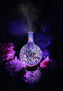 Fiery Diffuser™- 3D Firework Diffuser and Humidifier