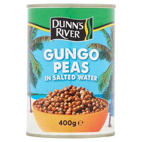 DR Gungo Peas in salted Water 400g
