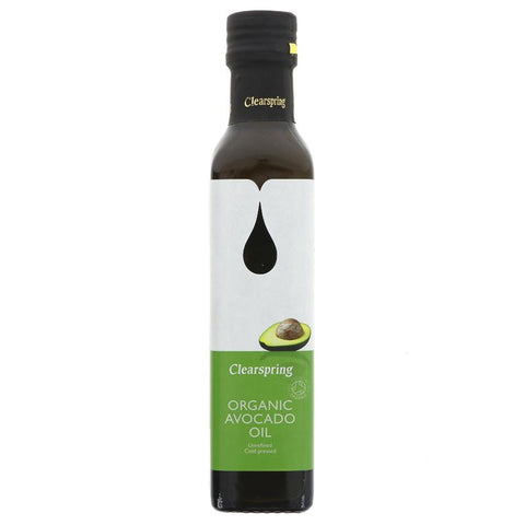 Clearspring Avocado Oil - Organic 250ml