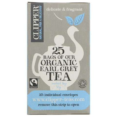 Clipper Earl Grey - organic 25bags
