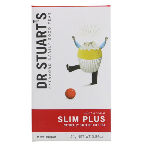 Dr Stuarts Slim Plus 15 bags