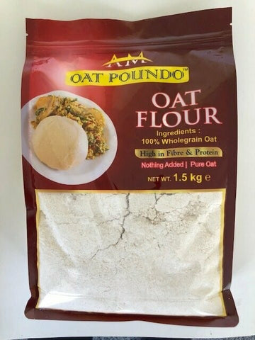 Angel Meal Oat Flour 1.5kg