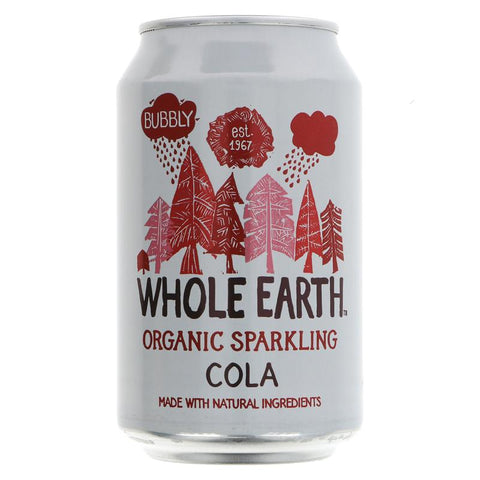 Whole Earth Cola - organic 330ml