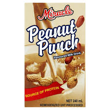 Miracle Peanut Punch