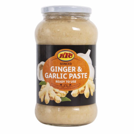 KTC garlic & ginger paste 750g