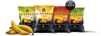 OluOlu Mixed Plantain Chips 3 packs