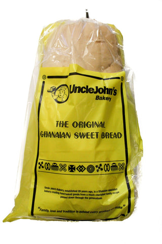 Ghana sweet Bread Uncle John's 1000g