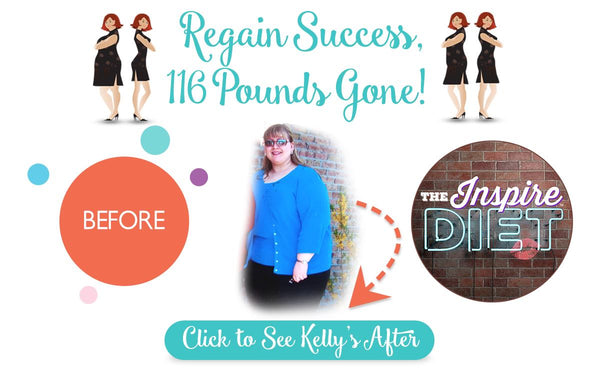 Regain Success, 116 Pounds Gone! Bravo Kelly Bruning