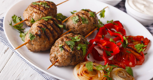'Better than Burger' Kebabs