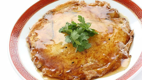 Shrimp Egg Foo Yung! Brunch, Lunch or Supper.