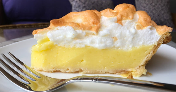 Sugar Free Lemon Lover's Pie! Lemon Meringue, mmm.
