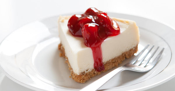 Perfect Cheesecake. 6 Ingredients. Best You've Ever Tasted.