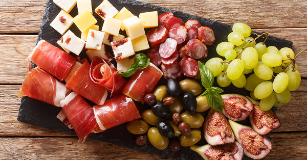 Meat & Cheese & Fruit... Oh My!