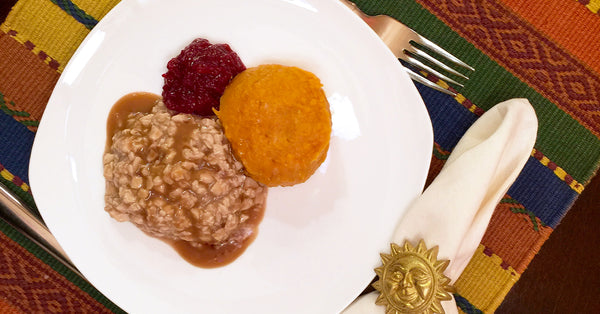 A 'Soft Food' Holiday Meal for your New Bariatric Life!