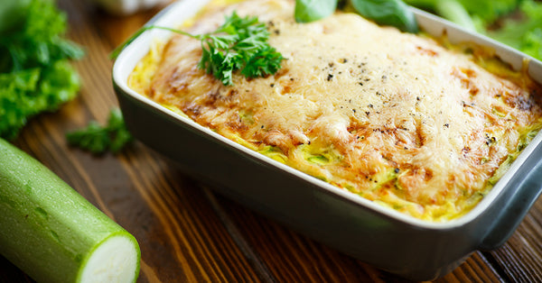 Summer Squash Casserole, Cheesy Baked Perfection!