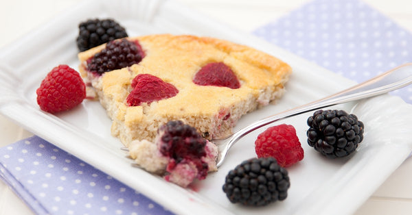 Ricotta Berry Pie