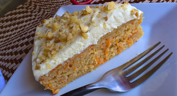 Carrot Cake - No Sugar Added