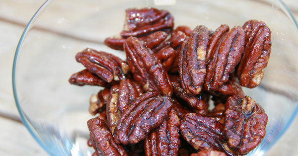 Spiced Toasted Pecans
