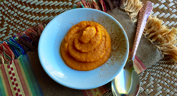 Sweet Potato Puree - Food for NEW Bariatric Post Ops