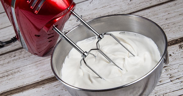 Whipped Vanilla Cream