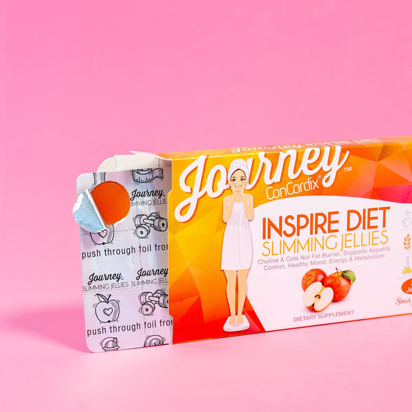 Journey Inspire Diet Slimming Jellies - 30 servings