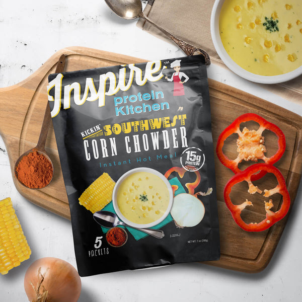 Inspire Southwest Corn Chowder