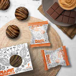 SORRY SOLD OUT, Back in Fall! Inspire Protein Treats, Peanut Butter Cup - 7 servings